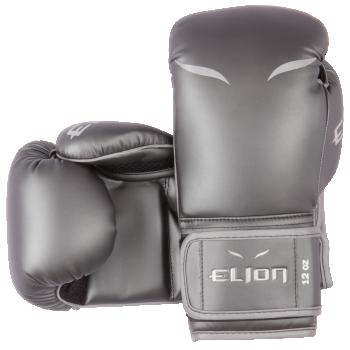 Gants de boxe ELION Uncage - Titanium/Reflective