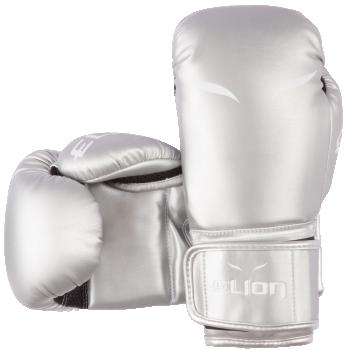 Gants de boxe ELION Uncage - Platinum Silk