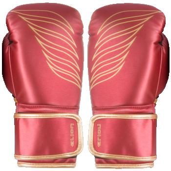 Gants de boxe ELION Wing - Red Silk