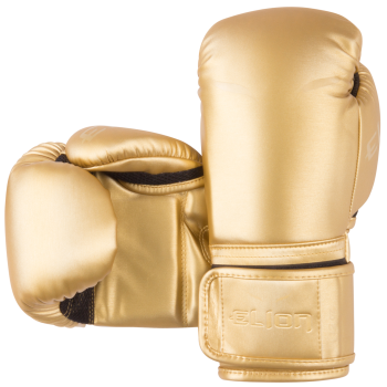 Gants de boxe ELION Uncage - Gold Silk