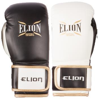 Gants de boxe ELION Audace - Black and White