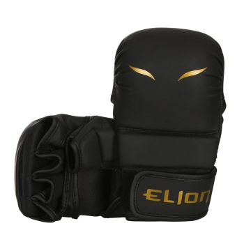 Gants MMA ELION Sparring - Mat-Black