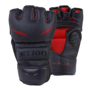 Gants MMA ELION Uncage - Mat-Black