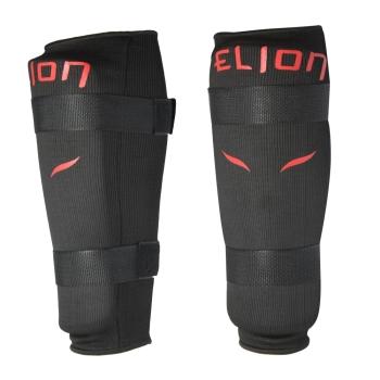 Protèges tibias  ELION coton - Noir
