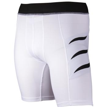 Short de compression Elion Uncage - Blanc