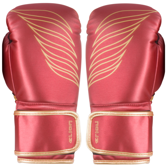 Gants de boxe ELION Wing - Red Silk