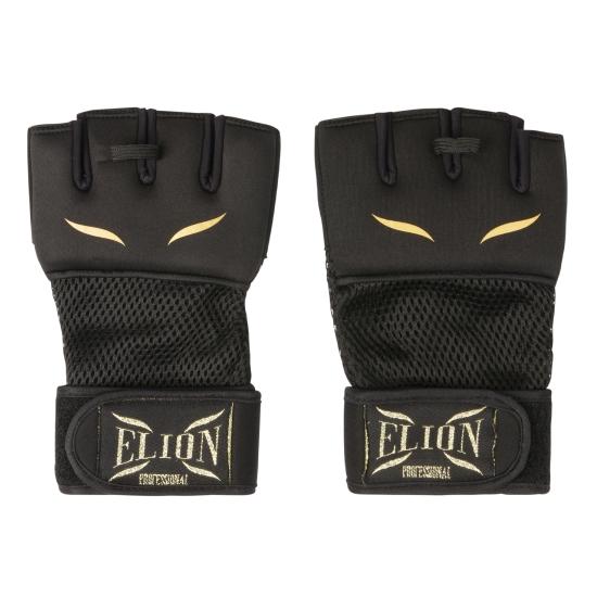 Sous-gants gel elion professional - noir/or