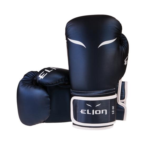 Gants de boxe ELION Uncage - Blue Silk